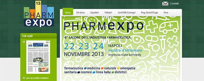 Lavoro In Farmacia Presente Al PHARMEXPO 2013 22|23|24