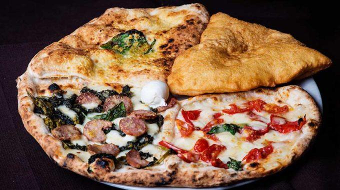 La Pizza Chimica, Una Specialità Della Pizzeria Gigino E Figli