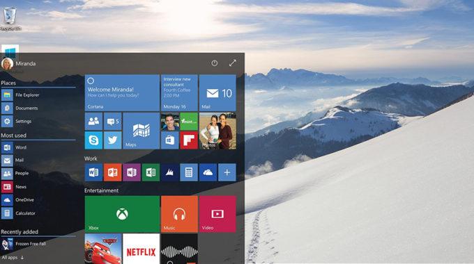 Aggiornamento Windows 10, Cosa C'è Da Sapere?