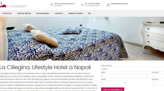 La Ciliegina Hotel