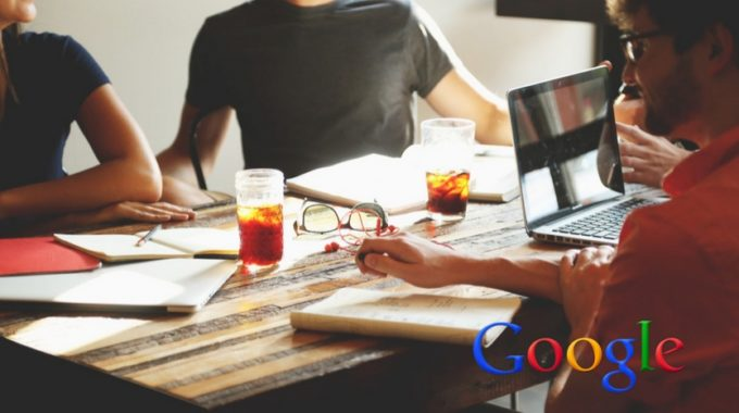 Start Up With Google