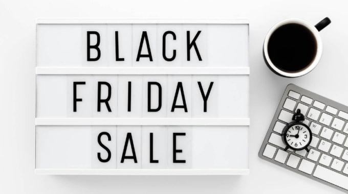 Black Friday | Quest'anno Sarà Record In Italia Per Lo Shopping Online!