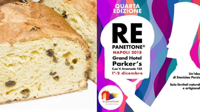 Re Panettone® Napoli 2018: IV Edizione