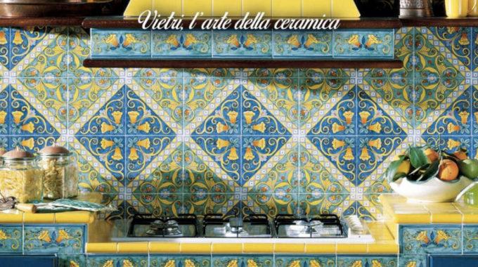 Vietri L'arte Della Ceramica