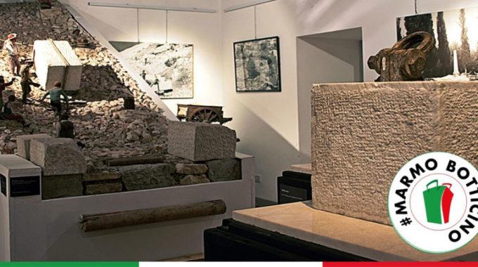 Il Marmo Botticino, L'eccellenza Italiana