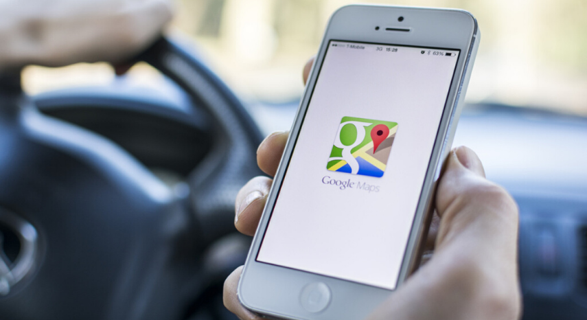 Google Maps Pmi